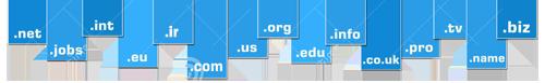 معنی دامنه های وب